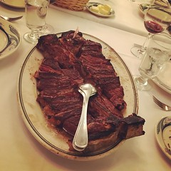 Peter Luger  rise #steak #beef #peterluger