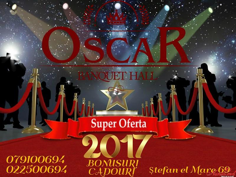"""Ресторан Oscar > СПЕЦИАЛЬНОЕ ПРЕДЛОЖЕНИЕ 2017 """"Oscar Banquet Hall"""""""