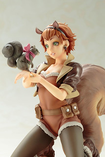 驚奇漫畫中最強?! MARVEL美少女系列- 松鼠女孩 「松鼠力!」登場 スクイレルガール