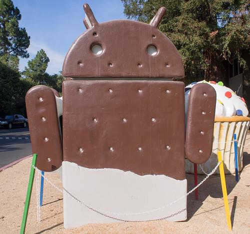 Sat, 2016-11-05 11:59 - Ice Cream Sandwich ー Google Merchandise Store
