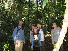 Biology students explore Amazon