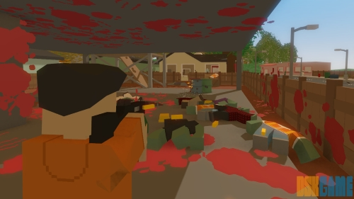 Unturned - Supervivencia Zombi