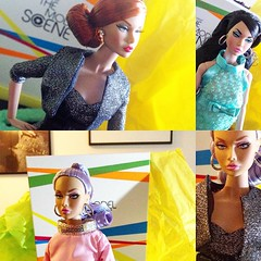 My #poppyparker#mood#changers#review is up on #youtube. Link in #bio. #doll#integrity#integritytoys#poppy#parker#dolls#fashion#plastic#hippy#2015#collector#barbie