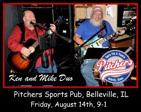 Ken and Mike Duo 8-14-15
