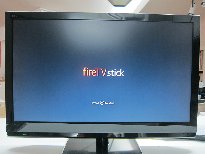 Amazon Fire TV Stick - Setup