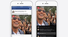 Facebook lets celebs broadcast live on social network