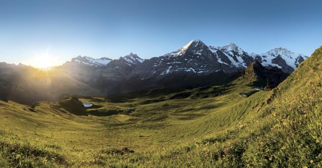 Švýcarsko na ČT2 a v rádiu