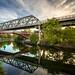 Berlin Bridge by Sascha Gebhardt Photography