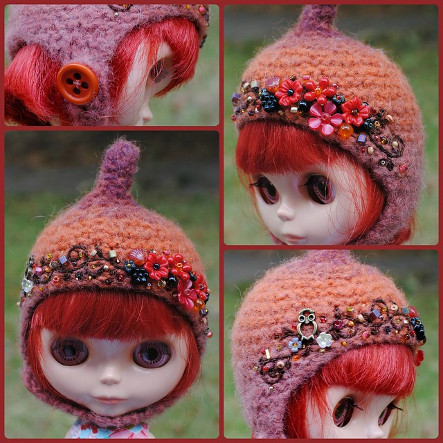 The Folklore Tonttu Helmet: Spiced Quince