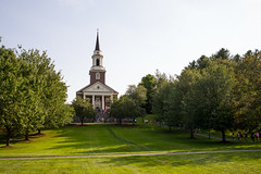 Lorimer Chapel on Move-In Day