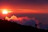 Sunset at Tarodaira by Nobythai