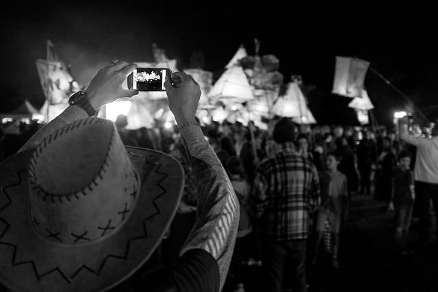 Bunkfest Lantern Parade 2015