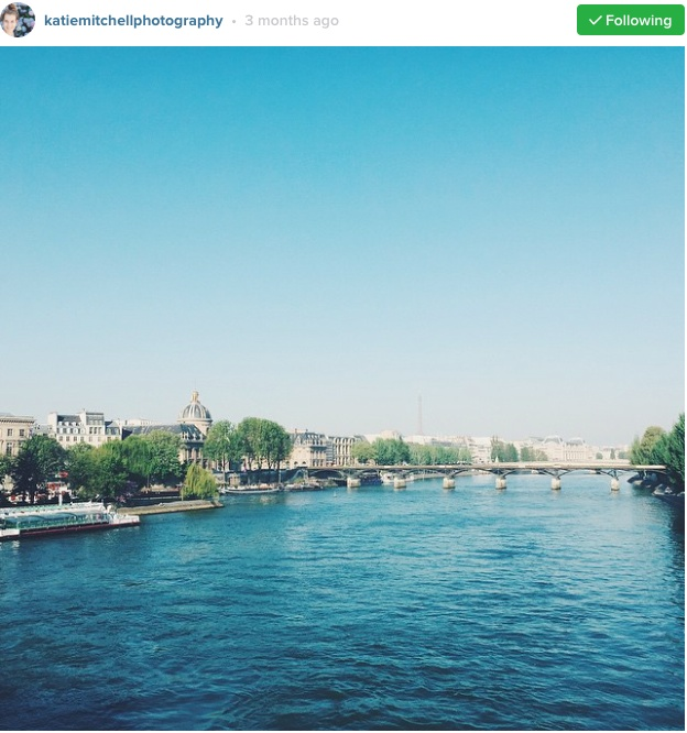 viagem para paris