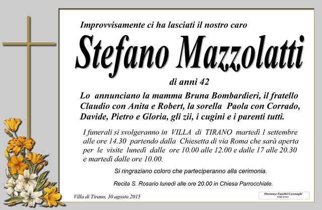 Mazzolatti Stefano