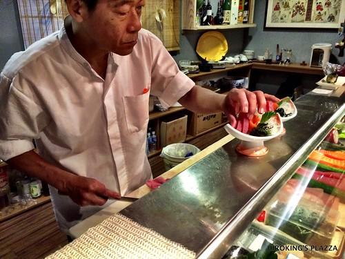 [台北日式料理推薦]---呂河日本料理