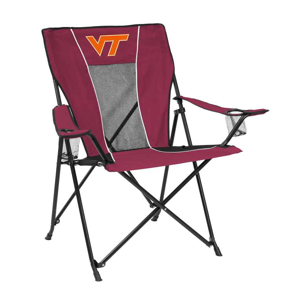 Virginia Tech GAME TIME TailGate/Camping Chair