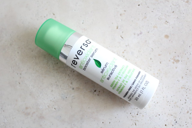 Reversa Antioxidant Booster Serum review