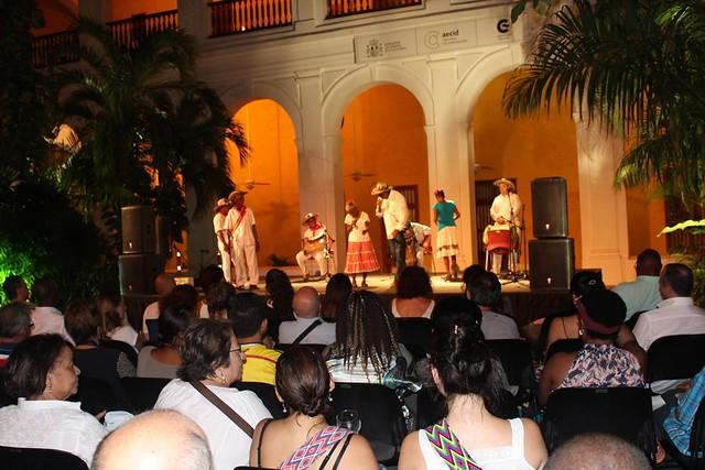 Cantadoras y cantadores de Mahates