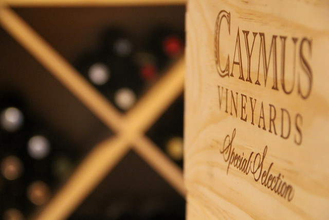 Caymus case