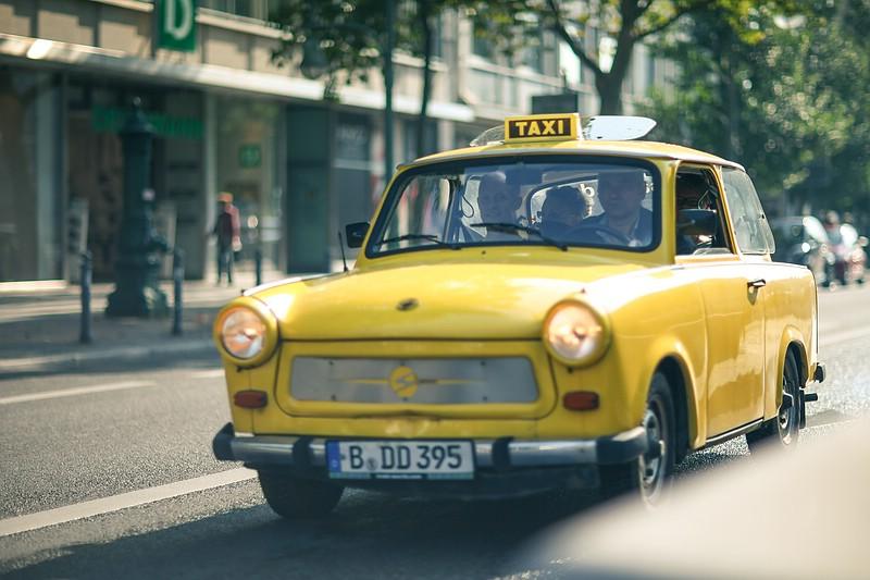 Trabant Taxi