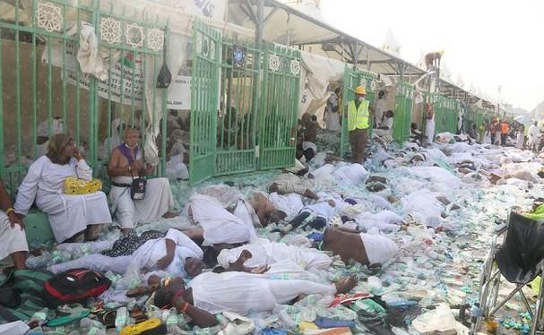 Lamenta México tragedia en La Meca