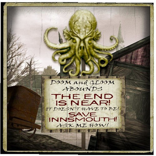 Save Innsmouth - The End Is Near