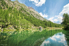 Lago delle Streghe - Alpe Devero (Italy)