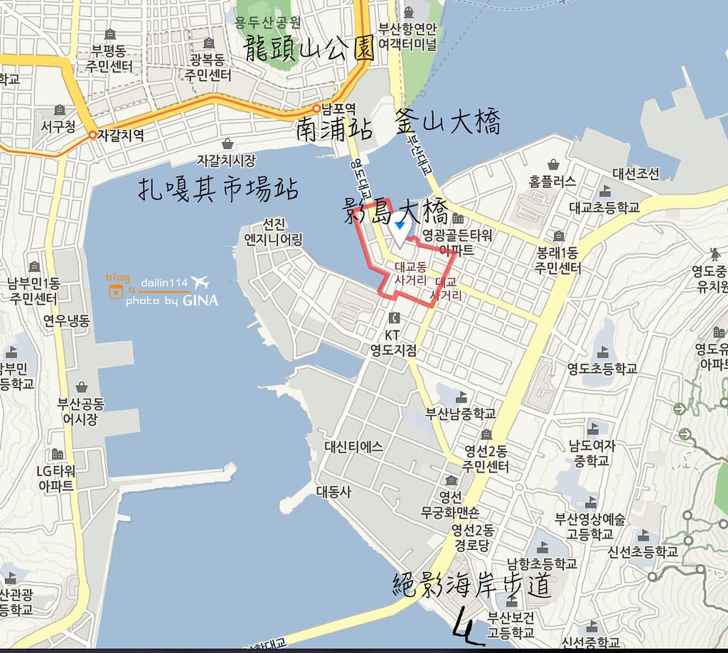 【2020釜山景點】影島大橋|南浦與影島連接之橋樑|每日1次表演開橋時間|近南浦站、樂天百貨、扎嘎其市場|相似台灣大鵬灣跨海大橋 @GINA環球旅行生活|不會韓文也可以去韓國 🇹🇼