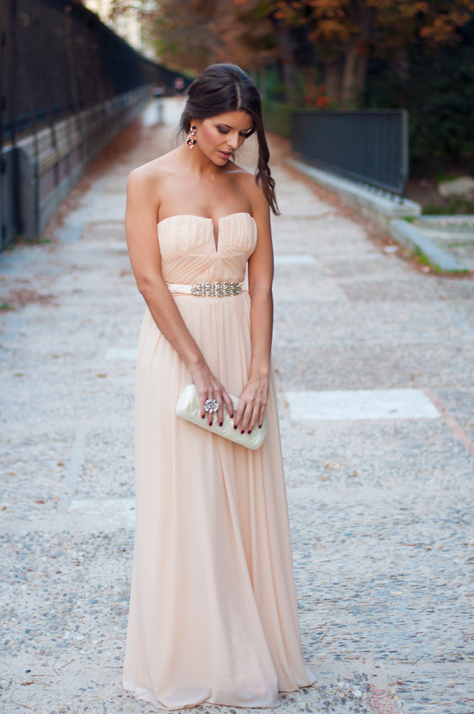 Vestidos para bodas en la manana