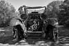 Abandoned Car by Jose Matutina