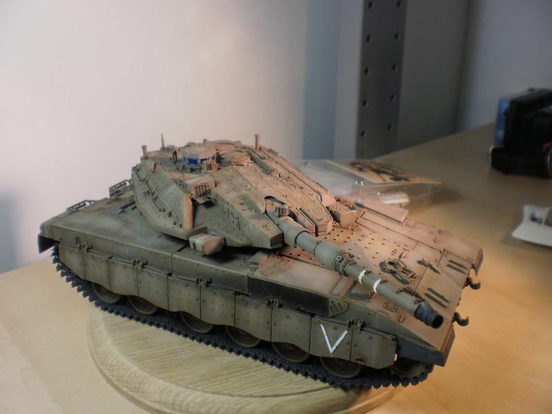 MERKAVA MK III Hobby boss 1/35eme 22085885155_a098f87a55_c