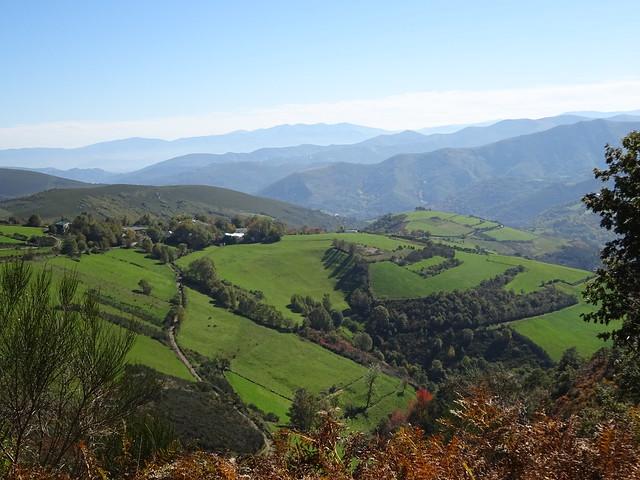 La Portela de Valcarce to O'Cebreiro