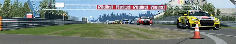 RaceRoom Audi Sport TT Cup