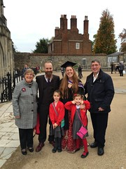 Seb's Graduation Day