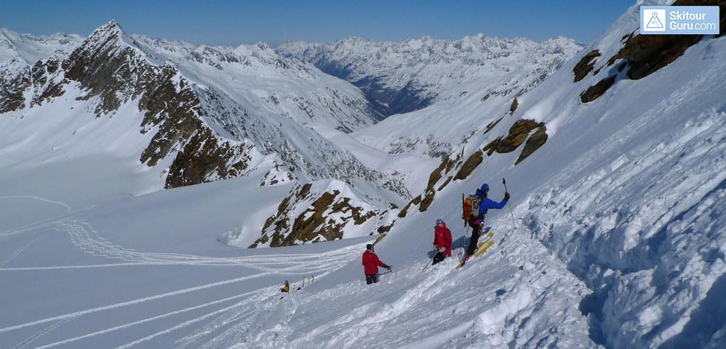 Mittlerer Seelenkogel Ötztaler Alpen / Alpi Venoste Österreich foto 10