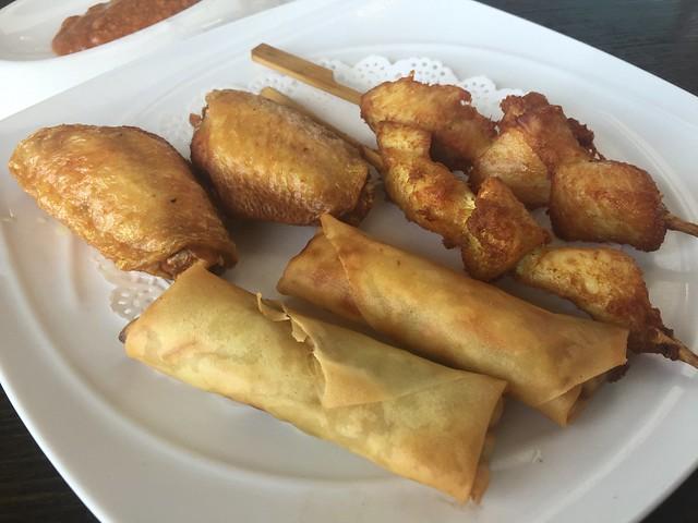 Snacks combination - Cafe Sambal