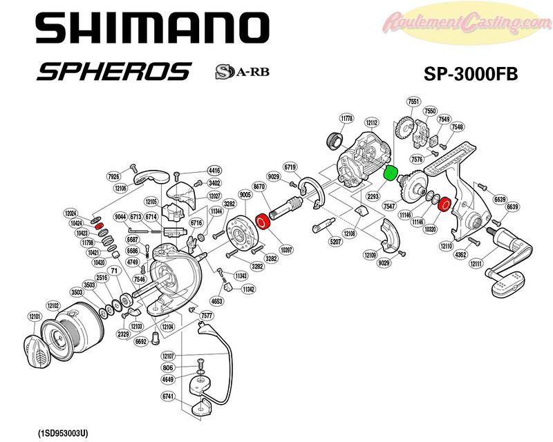 Schema-Shimano-Spheros-3000FB