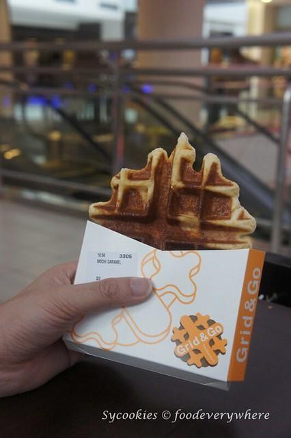 5.Grid and go waffle 1 utama