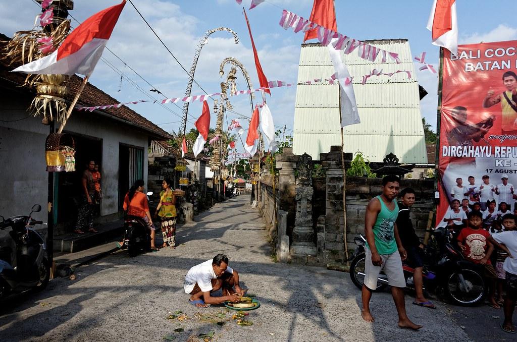 Bali, daily life
