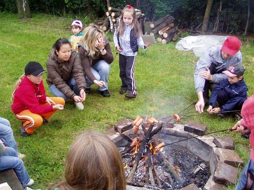 2009 - Táborák po dětském dni