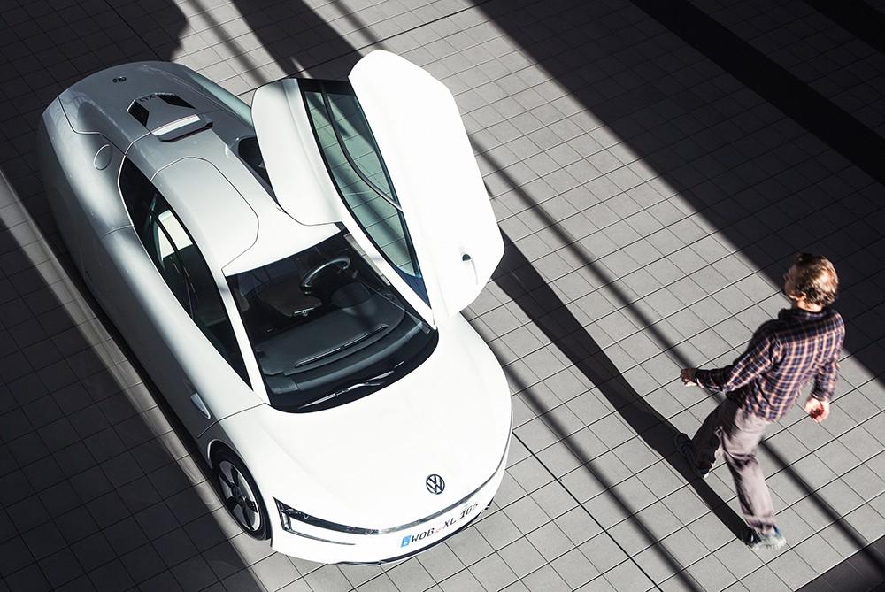 Тест-драйв Volkswagen XL1