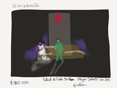 IX Festival de Teatro Amateur de Alegria-Dulantzi 2015 - AIMARA TEATRO