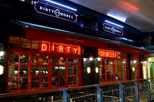 Dirty Bones, Carnaby Street | www.rachelphipps.com @rachelphipps