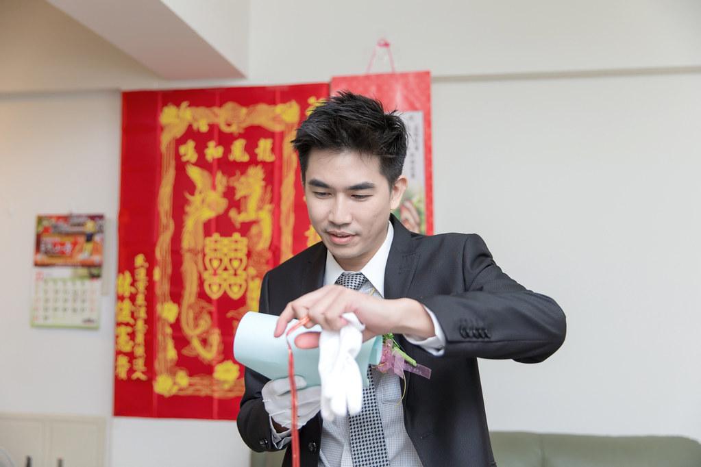 台南婚攝-迎娶午宴 X 情定城堡 (23)