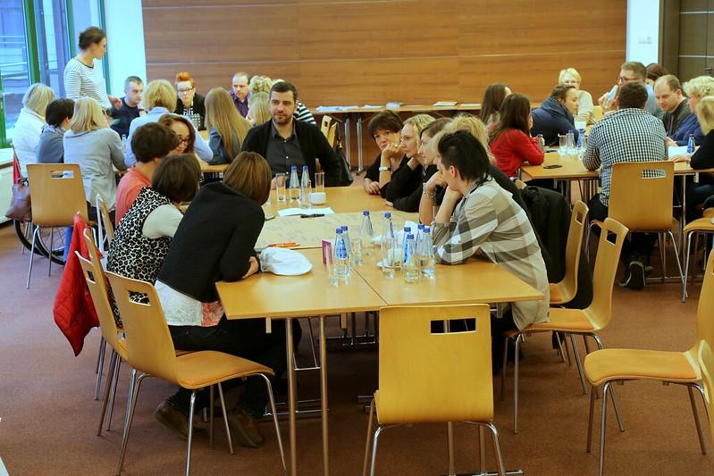Spotkanie sieciujące uczestników projektu Strefy Innowacji, 26-27 listopada 2015 r.