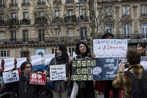 Climate March - Parigi 29 Novembre