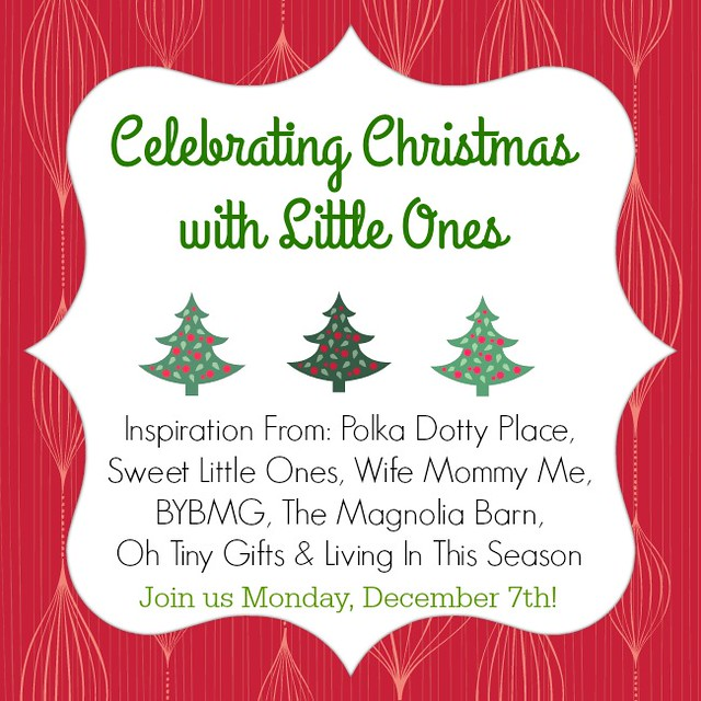 Christmas Little Ones Blog Hop