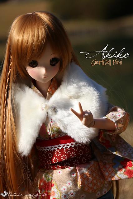 Akiko Mirai - Smartdoll Mirai