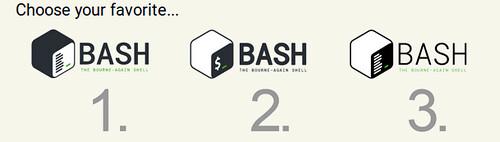 Szavazz a Bash új logójára
