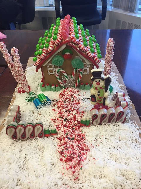 2015 Gingerbread House Competition